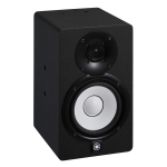 "YAMAHA HS5i ตู้ลำโพงมอนิเตอร์ 2-way bass-reflex bi-amplified nearfield studio monitor with 5"" cone woofer and 1"" dome tweeter. Mounting points on 4 surfaces are available."