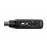 ALTO Bluetooth total,XLR-EQUIPPED RECHARGEABLE BLUETOOTH RECEIVER
