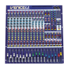 MAIDAS Venice U-16R Frames: 16 (16 channel frame can be rack mounted in 11U)