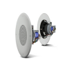 JBL CSS-8004 JBL's Commercial Series Ceiling Speakers provide excellent performance for paging and background music applications. High sensitivity across the product line provides maximum sound level, even at low tap settings.