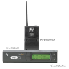 EV,Electro-Voice RE2-BP The RE-2 is a completely programmable, frequency-agile wireless system with one-touch Auto-ClearScan, Posi-phase diversity, and advanced audio circuits for the best possible sound.  Operating over 28MHz (six TV channels), it i