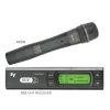 EV,Electro-Voice RE2-510 Made of high-impact ABS plastic, the BPU-2 is a compact bodypack transmitter for the RE-2 wireless system.  The TA4 microphone connector is compatible with any EV lavalier or headworn mic.