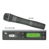 EV,Electro-Voice RE2-410 Electro-Voice RE2-410 Wireless System with RE410 Microphone, The RE-2 Series Wireless Microphone System brings sophisticated professional features to an affordable price point. It includes the RE-2 Receiver and the HTU2