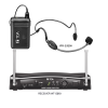 TOA WS-5300H TOA WM-5320H UHF Headset (Speech) Wireless Microphone