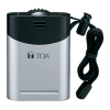 TOA IR-300M IR-200BT-2 rechargeable battery for the infrared wireless microphone (option) or AA alkaline dry cell battery