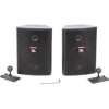 "JBL Control 25T ตู้ลำโพงติดผนัง 5.25""  150 วัตต์ @ 8 โอห์ม , 30 W. System with 70V/100V Transformer 2 ทาง  Indoor/Outdoor Background/Foreground Speaker Pair Black"