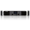 YAMAHA PX3 เครื่องขยายเสียง 2x 300W at 8Ω, 2x 500W at 4Ω, Class-D amplifier, PEQ, crossover, filters, delay, and limiter functions, 2U