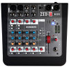 Allen & Heath ZEDi8/X ดิจิตอลมิกเซอร์  HYBRID COMPACT MIXER / USB INTERFACE
