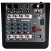 Allen & Heath  ZED6/X ดิจิตอลมิกเซอร์ COMPACT 6 INPUT ANALOGUE MIXER