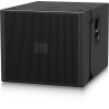 "TURBOSOUND Berlin TBV118L-AN 18"" Powered Subwoofer with Klark Teknik DSP Technology and Ultranet networking"