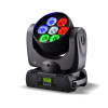 ACME Cm-150 Extremely Small, fast and powerful LED moving beam DMX channel: 1/9/12/14/16/28 CH