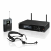 Sennheiser XSW2-ME3 XS WIRELESS 2 HEADMIC SET is an easy to use all-in-one wireless system compact bodypack transmitter
