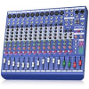 มิกเซอร์ MIDAS DM16 ANALOG MIXER  เครื่องผสมสัญญาณเสียง MIDAS ขนาด 16 input, 12 mono 2 st MIDAS microphone preamp, 3-band EQ with mid-frequency sweep, 2 switchable pre/post-fader aux sends, 2 monitor outs