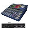 Soundcraft Si Expression 1+MSB 16 Cat5