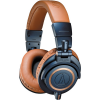 Audio-Technica ATH-M50x Monitor Headphones (Blue)