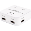 1×3 DisplayPort Splitter