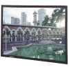 "Da-Lite 120""x160"" 200"" Diagonal Perm-Wall DA-Mat or HC DA-Mat C/W Frame Projection Screen"