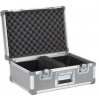 BOSCH DCN‑FCIDSK Flight Case for 2 Interpreter Desks