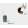 JTS SIEM-111R/IE-6 UHF PLL Body Pack Receiver with IE-6 Earphone