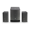 "LD Systems DAVE 18 G3 ลำโพงคอมแพค COMPACT 18"" ACTIVE PA SYSTEM"