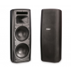 "QSC AD-S282H-BK Compact Dual 8"" Installation Speaker"