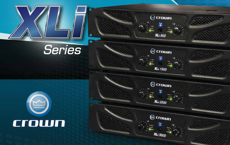 Crown XLi Series Promotion