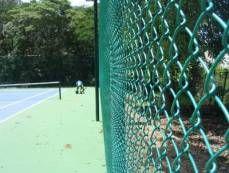 ลวดตาข่ายสนามเทนนิส