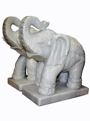 ช้างหินอ่อน