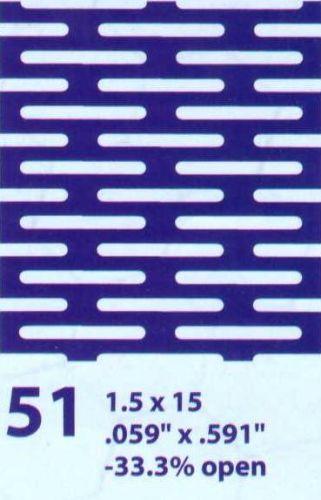 เหล็กแผ่นเจาะรู51