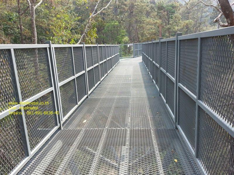 สะพานเหล็กตะแกรงxs63