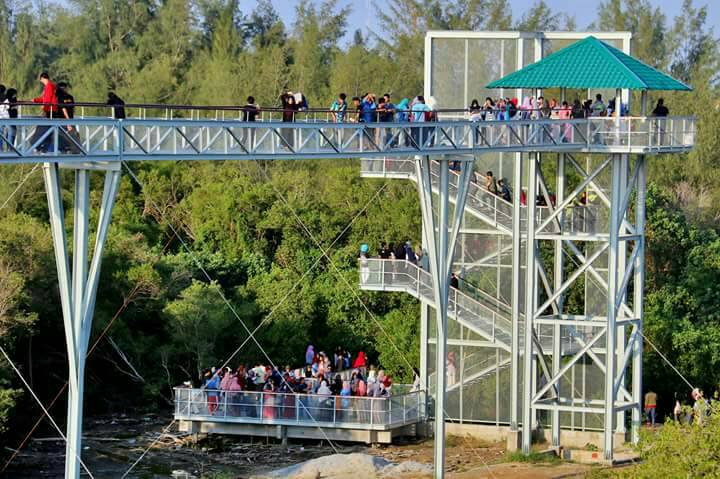 Skywalk-Pattani Adventure Park