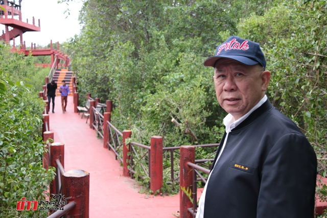 Skywalk-Pattani Adventure Park
