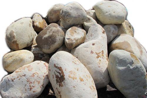 หินขาวก้อน