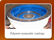 Polymer composite coatings