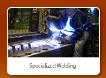 Specialized Welding