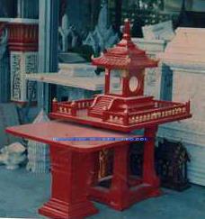 ศาลเจ้าที่จีน (สั่งทำ)