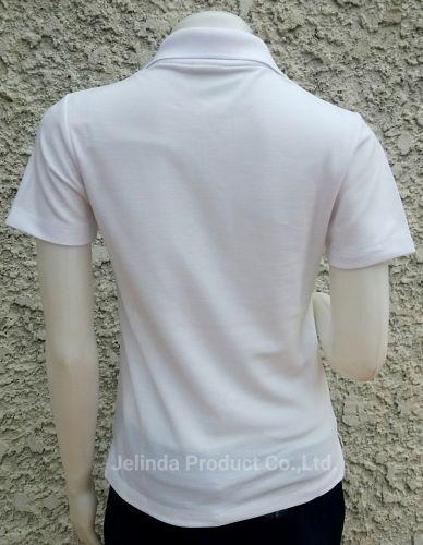 TshirtddPolo เสื้อโปโลสีขาว