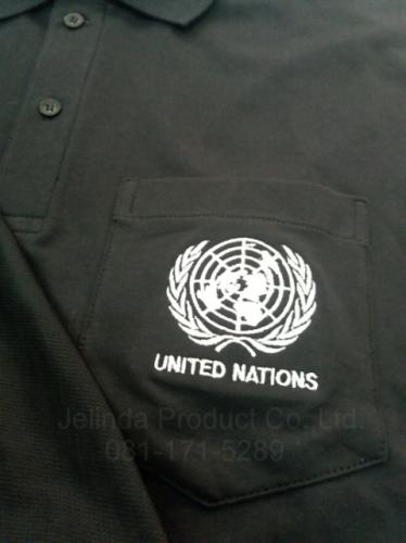 ์๊United Nation Polo,เสื้อUN,UN Polo,TshirtDD