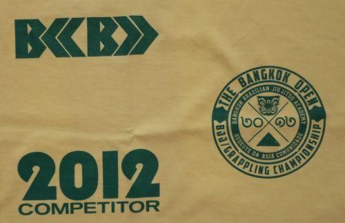 BJJ  Grappling Championship 2012
