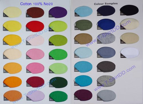 TeeShirt Cotton 100% No20