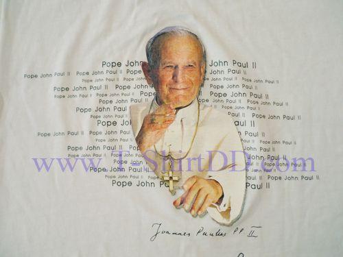 สกรีนสอดสี สมเด็จประสันตปาปา  Pope II