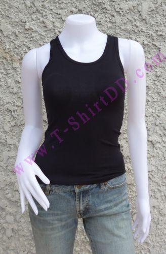 เสื้อกล้ามหลังเว้า TShirtDD  Cotton 100%