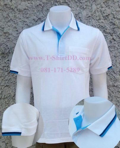 เสื้อโปโล,TeeshirtDD,Logcabin