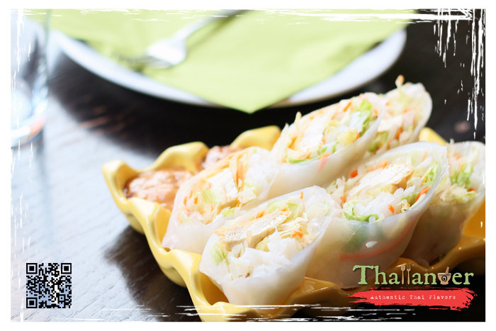 Thailander Angel Fresh Roll