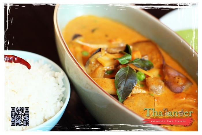 Thailander Red Curry