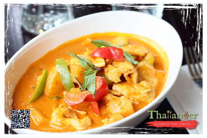 Thailander Pineapple Curry (Red Curry with Pineapple)