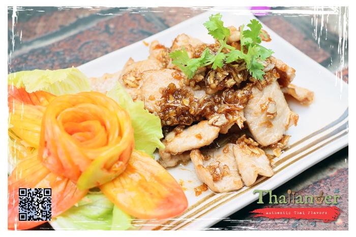 Thailander Garlic