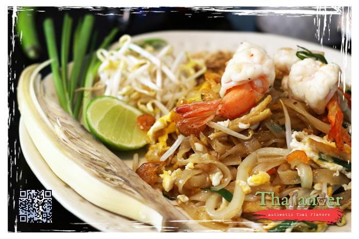 Thailander Phad Thai