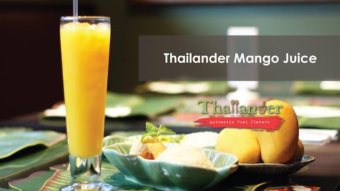 Thailander Mango Juice