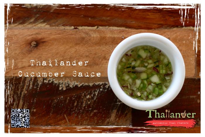 Thailander Cucumber Sauce